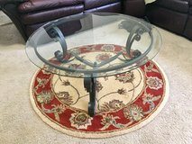 Coffee Table w/rug - Two End Tables - Couch Table - Excellent Condition in Camp Lejeune, North Carolina