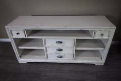 Ivory TV Console in Spring, Texas