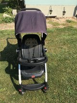 Joovy ergo caboose sit and stand double stroller in Bartlett, Illinois