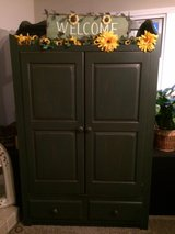 Dark Green Hutch in Bolingbrook, Illinois