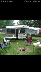 2001 Jayco Quest pop up camper in Morris, Illinois