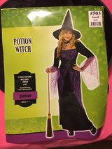 Halloween costume poshion witch in Fort Belvoir, Virginia