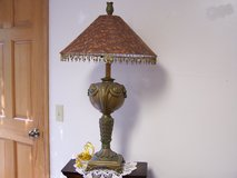 Beaded Shade Table Lamp in Plainfield, Illinois