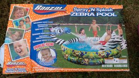 Inflatable Kiddy Pool in Fort Campbell, Kentucky