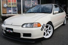 1994 HONDA CIVIC COUPE (EJ1) - Inspection & Shipping Included! in Okinawa, Japan