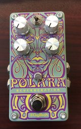 Digitech Polara Stereo Reverb Pedal in Okinawa, Japan