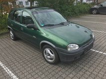 Opel Corsa 4 doors only 50k miles in Grafenwoehr, GE