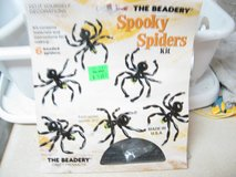 Halloween 6 beaded spider kit NIP in Fort Campbell, Kentucky
