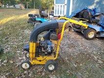 Cub Cadet Lawn vac in Fort Leonard Wood, Missouri