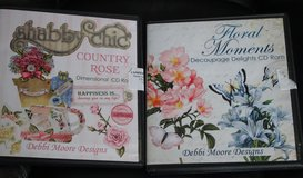 Flora Moments & Shabby Chic CDs (CR9) in Lakenheath, UK