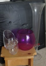 Vases set of 4 (CR7) in Lakenheath, UK