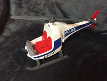 Playmobil Helicopter in DeKalb, Illinois
