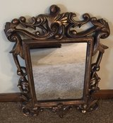 Decorative Mirror - Bronze in Morris, Illinois