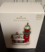 HALLMARK KEEPSAKE LIGHTHOUSE GREETINGS 12TH IN SERIES YEAR 2008 in Ramstein, Germany