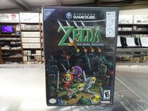 Zelda Four Swords Adventures Gamecube Game in Camp Lejeune, North Carolina