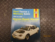 Ford Taurus/Sable repair manual in Alamogordo, New Mexico
