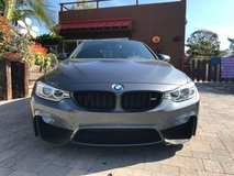 2015 BMW M4 Base Coupe 2-Door in Edwards AFB, California