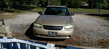 2002 Chevy Malibu in Fort Campbell, Kentucky
