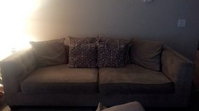 large couch .. good condition in Fort Benning, Georgia