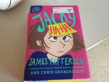 Jacky Ha-Ha by James Patterson kids book in Fort Riley, Kansas