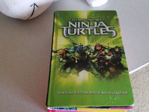 Teenage Mutant Ninja Turtles Book! in Fort Riley, Kansas