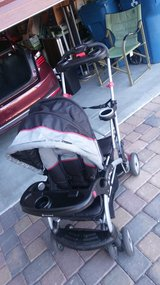 Double stroller in Nellis AFB, Nevada
