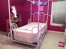 Princess bed frame only in Fort Campbell, Kentucky