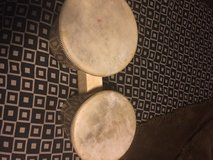 Bongo drums in Wilmington, North Carolina