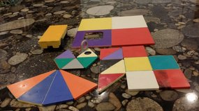 Magnetic Pieces - Various Shapes in Naperville, Illinois