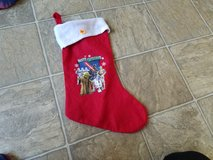 Star wars stocking in Fort Riley, Kansas
