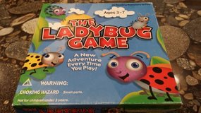 The Lady Bug Game - Ages 3-7 - Board Game in Glendale Heights, Illinois