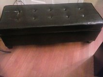 Ottoman with storage in Lackland AFB, Texas