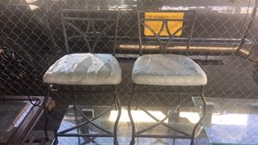 two counter height barstools in 29 Palms, California