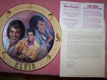 "Elvis Presley ""A Special Request"" Edition Plate 24K Gold in Yuma, Arizona"