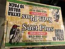 Suet Plus Wild Bird Extra Value, 10-pack; in Belleville, Illinois