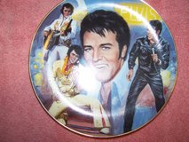 Elvis Presley Collectible Plate in Yuma, Arizona
