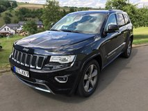 Jeep Grand cherokee 3.0 CRD Overland (fully loaded) in Spangdahlem, Germany
