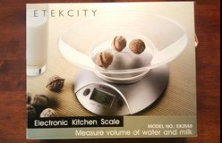 Electric Kitchen Scale in Beaufort, South Carolina