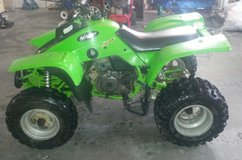 2001 kawasaki Mojave 250 in Cherry Point, North Carolina