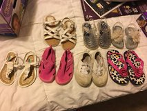 Girls shoes 3C-8C in Fort Leonard Wood, Missouri