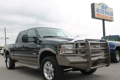 2005 Ford F250 King Ranch Crew Cab 4X4 #TR10355 in Fort Knox, Kentucky