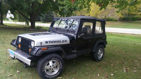 1994 Jeep Wrangler SE in Naperville, Illinois