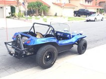 Manx style buggy in Camp Pendleton, California