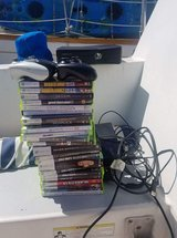 Xbox 360 and games bundle in Camp Pendleton, California