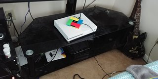 Tv stand with mount in Beaufort, South Carolina
