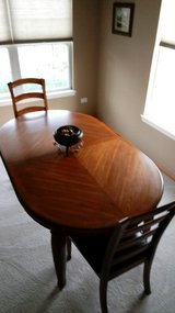 Dining Room Set - Includes China Cabinet in Algonquin, Illinois