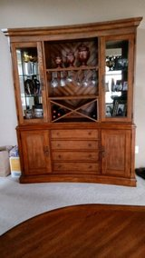 China Cabinet - includes Dining Set in Algonquin, Illinois