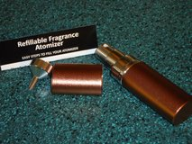 NEW refillable fragrance atomizer in Plainfield, Illinois