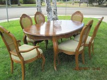 Vintage Drexel Heritage French Country Dining Set in Fairfield, California