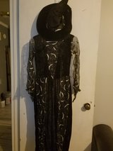 Sorceress/witch costume kid 12/14 in Hinesville, Georgia